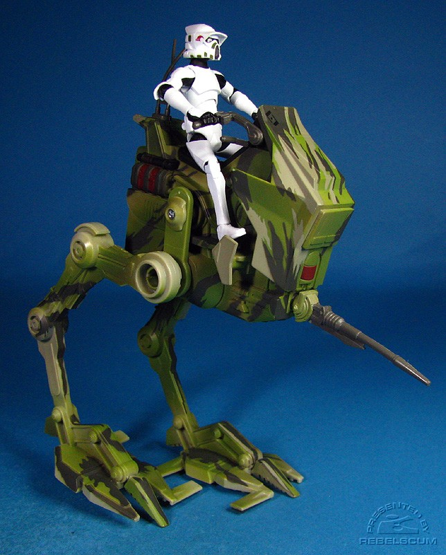 ARF Trooper on an AT-RT