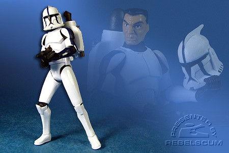 Clone Trooper Denal