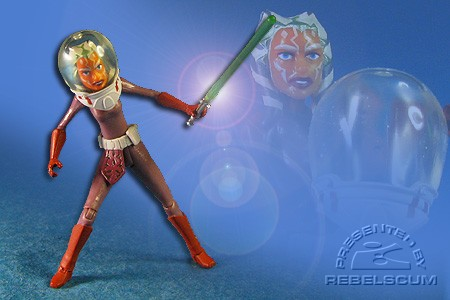 Ahsoka Tano (Space Suit)