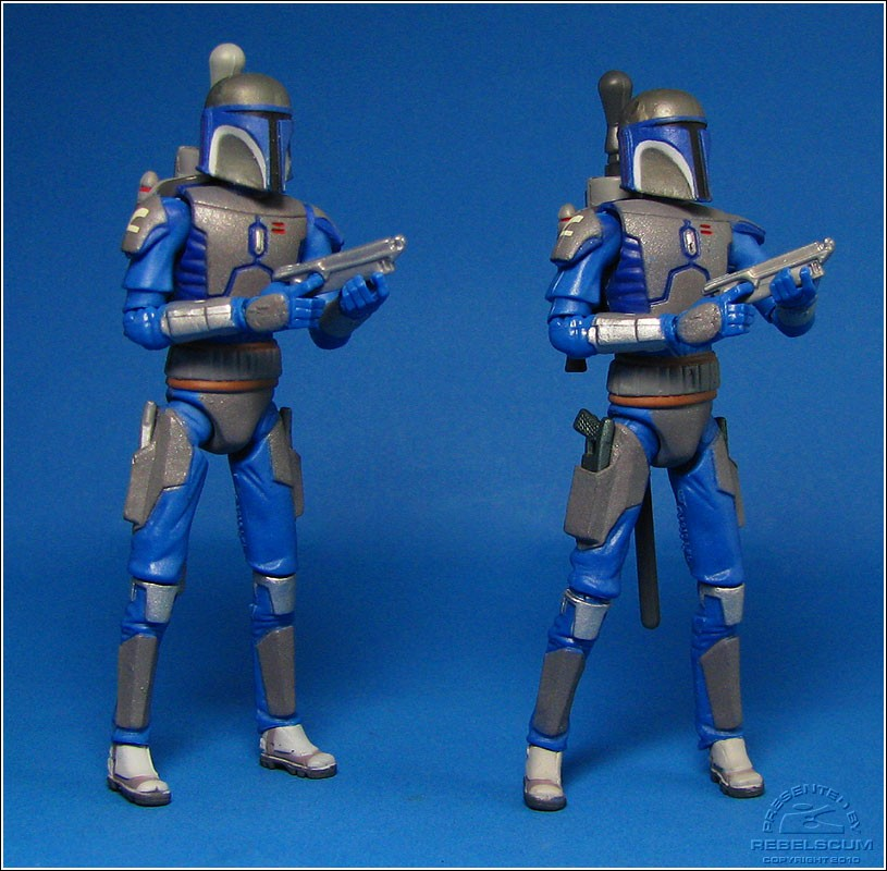 Mandalorian Warrior (Battle Pack) | Mandalorian Warrior CW29 (2010)