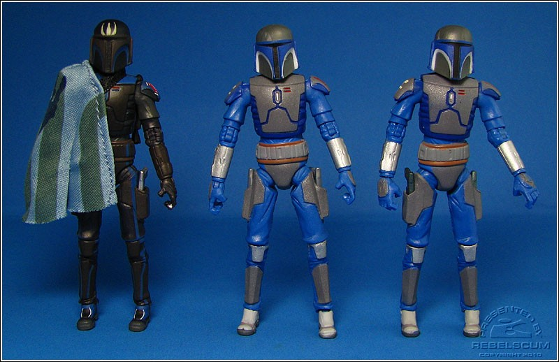 Pre Vizsla | Mandalorian Warrior (Battle Pack) | Mandalorian Warrior CW29 (2010)
