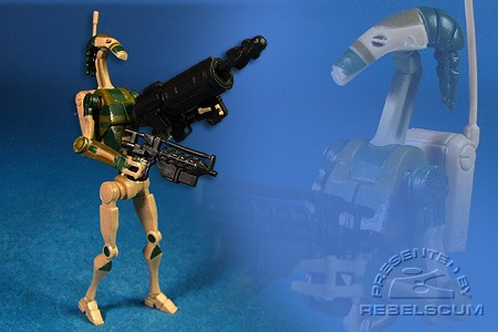 AAT Driver Battle Droid