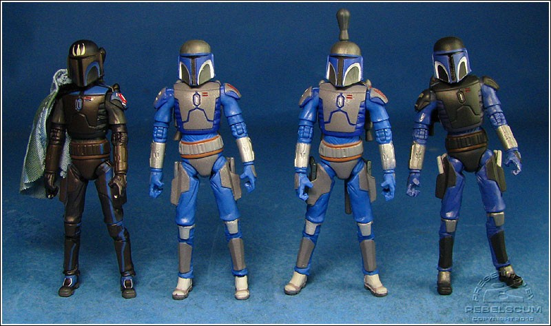 Pre Vizsla | Mandalorian Warrior (Battle Pack) | Mandalorian Warrior (Basic) | Mandalorian Warrior (Speeder)