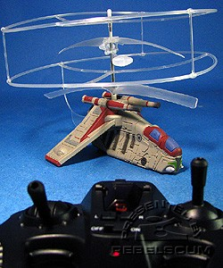 Remote Control Republic Gunship