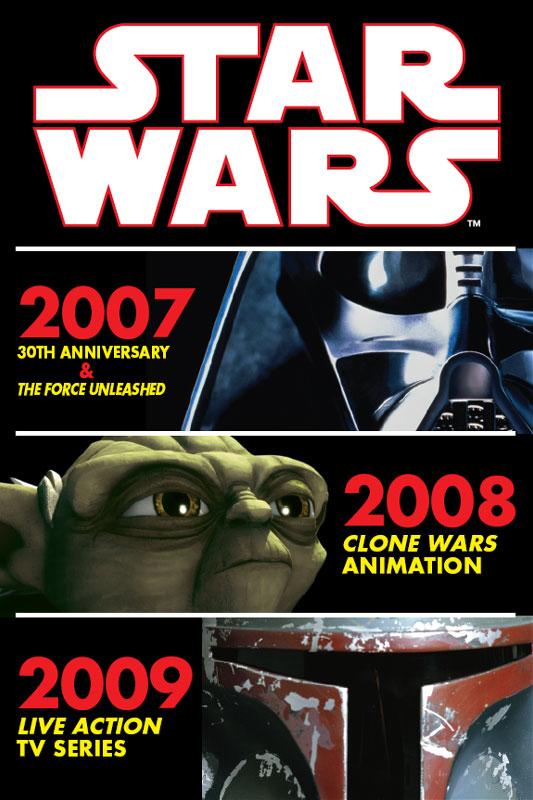 Star Wars Live-Action Tv-Serie