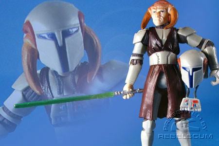 Star Wars Legacy Collection BD11 T Tiin Jedi