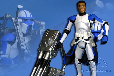 Clone Trooper Heavy Gunner