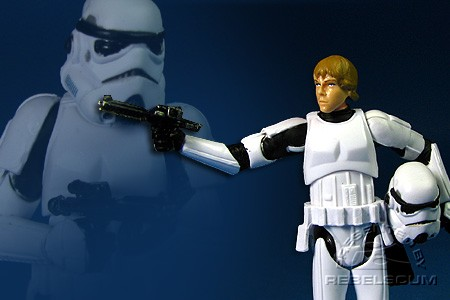 Luke Skywalker (Stormtrooper)