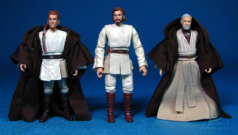 What would have been the OBI-WAN KENOBI LEGACY Evolutions set
