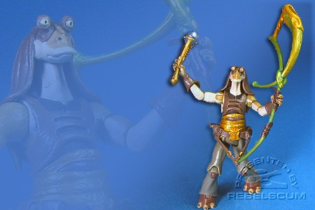 Gungan Warrior