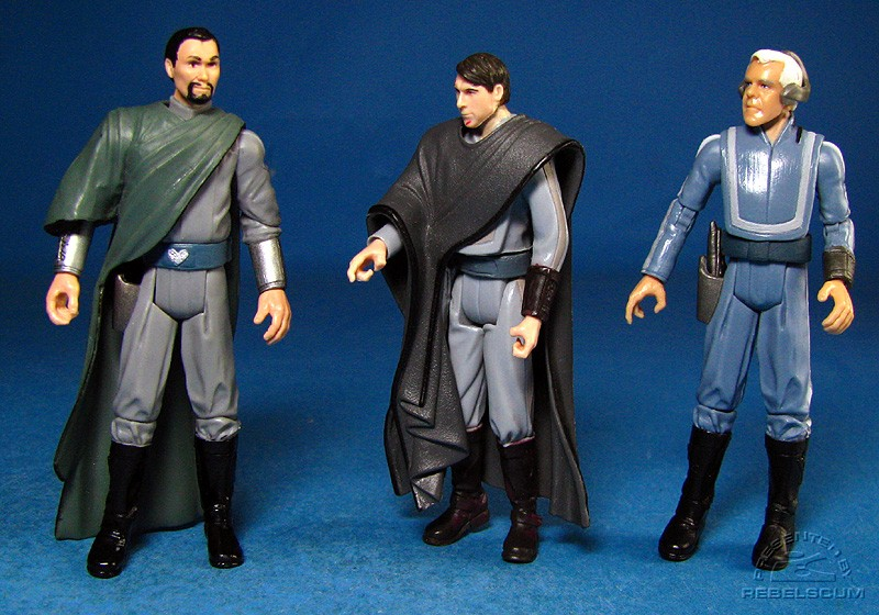 Bail Organa | Captain Raymus Antilles | Jeremoch Colton