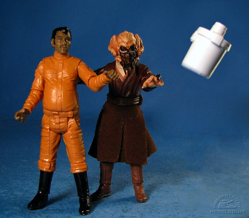 Perfecting the BespinBerry Blast recipe with Plo Koon