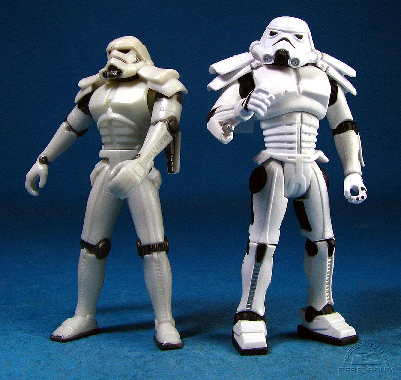 POTF2 EU Spacetrooper (1998) | LC Spacetrooper (2009)