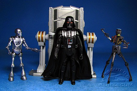 Birth of Darth Vader Battle Pack
