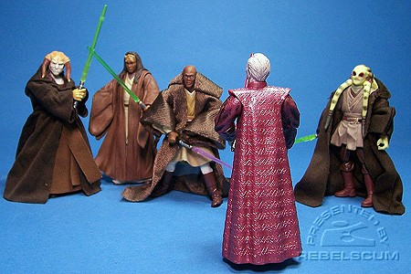 Star Wars Jedi Vs Darth Sidious Battle Pack