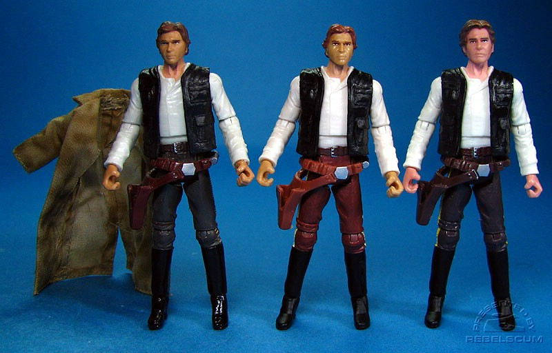 VTSC Han Solo | Battle of Endor Han Solo | Shield Generator Assault Han Solo