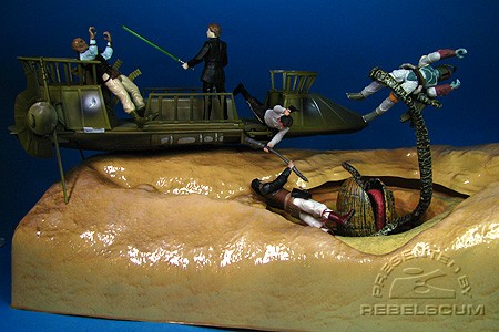 Battle at the Sarlacc Pit
