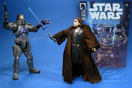 Anakin Skywalker & Durge