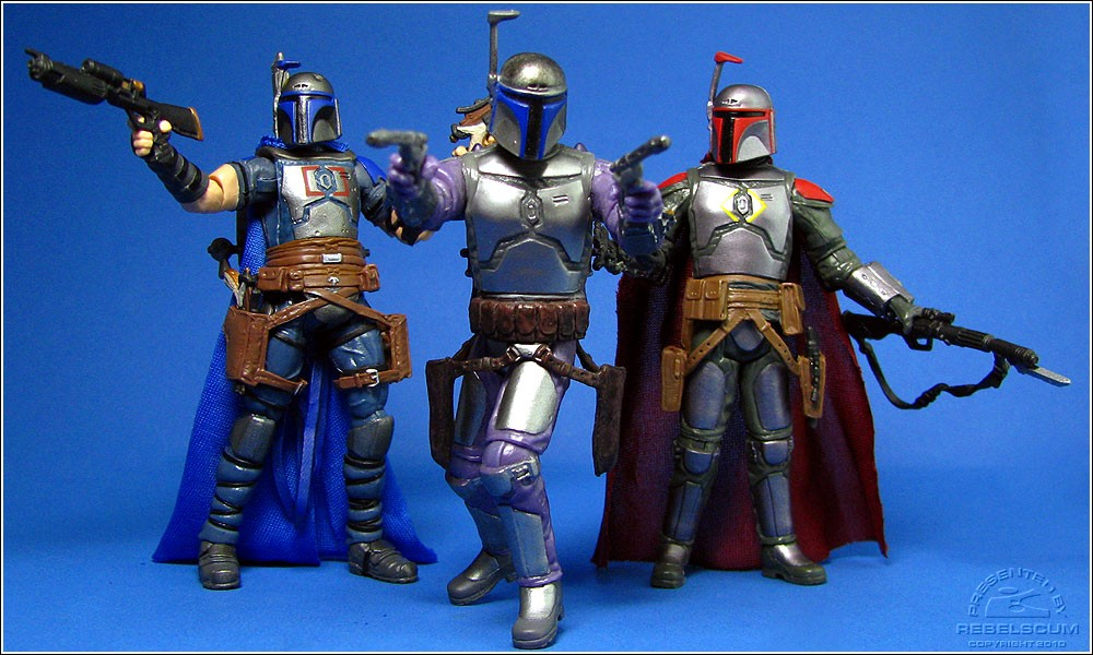 Mandalorian Supercommandoes!