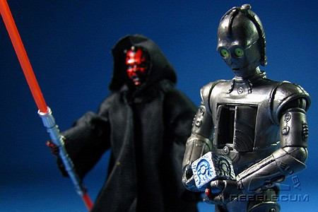 Darth Maul & I-5YQ