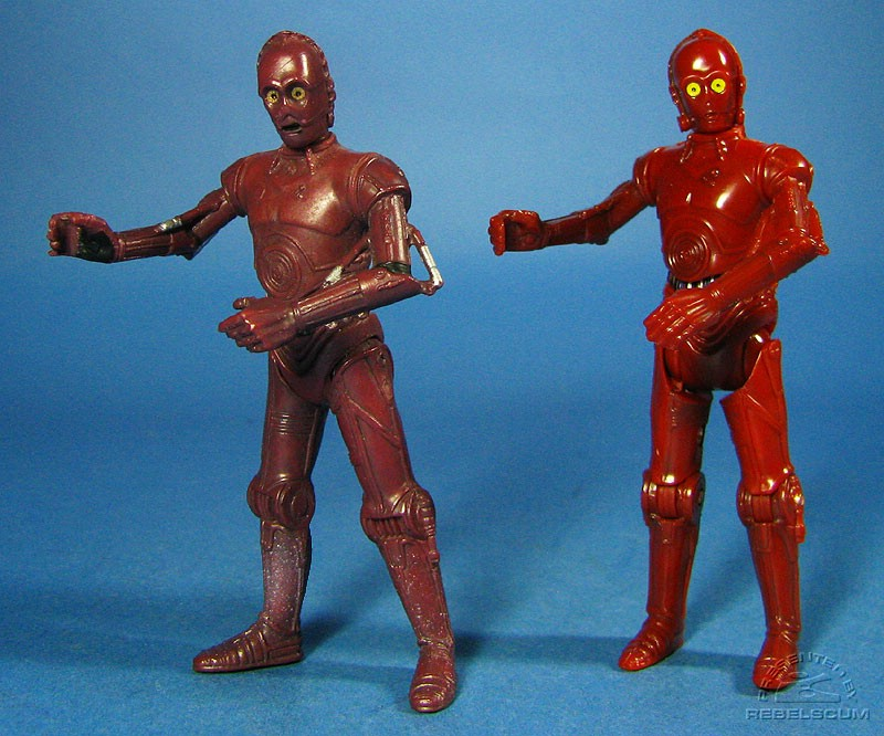 SAGA R-3PO | TLC Droid Factory R-3PO