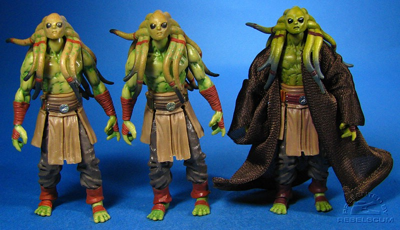 Kit Fisto: CLONE WARS | THE SAGA COLLECTION | DROID FACTORY