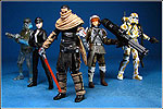 Star Wars: The Force Unleashed Figure Pack 1