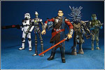 Star Wars: The Force Unleashed Figure Pack 2