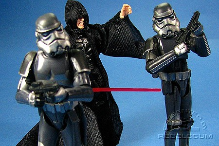 Emperor Palpatine & Shadow Stormtroopers
