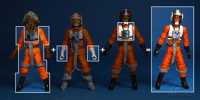 Recipe for Wedge Antilles
