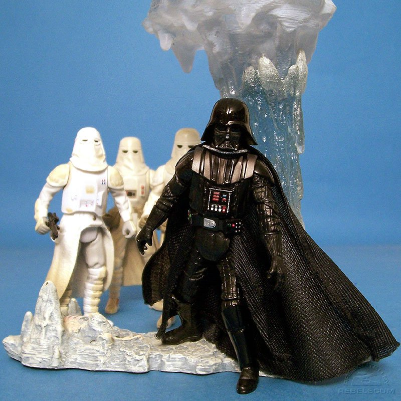 ''Imperial troops have entered the base!''