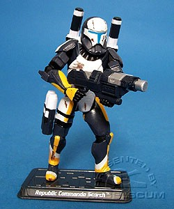 TSC-021: Scorch (Republic Commando) - The Saga Collection