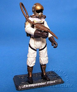 TSC-022: Firespeeder Pilot - The Saga Collection