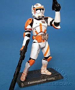 TSC-024: Clone Commander Cody - TSC - SAGA