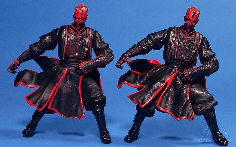 SAGA Darth Maul (Sith Training) 02-42| TSC Sith Training Darth Maul SAGA-053