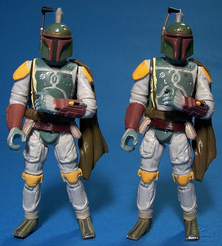 Boba Fett (SAGA-006) | TSC Battle Pack