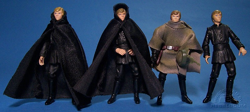 Luke Skywalker (SAGA 04-04) | OTC-06 | TSC SAGA-044 | TSC Battle Pack