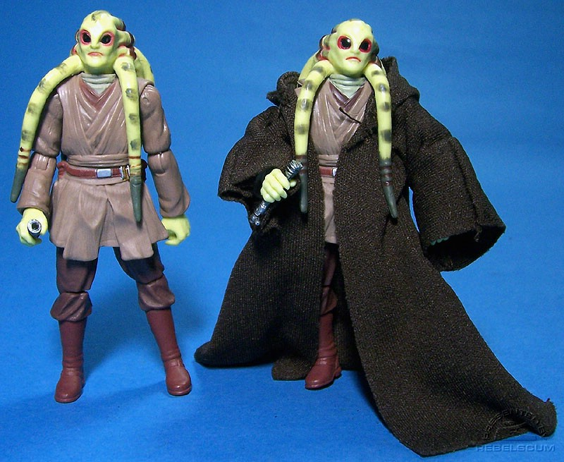 ROTS Kit Fisto III-22 | TSC Battle Pack