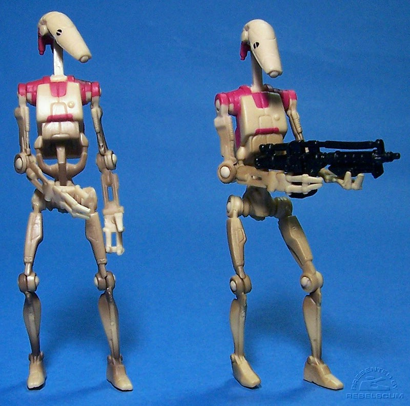 POTJ Battle Droid (Security) | TSC Sith Lord Attack