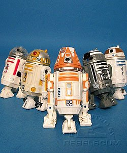 Astromech Droid Pack Series I (The Saga Collection)