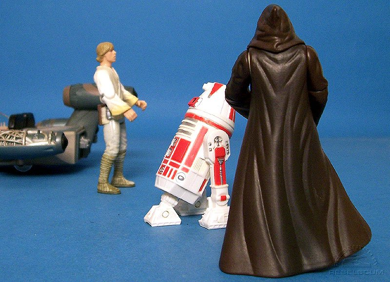 Scene from <i>A New Hope</i><br>