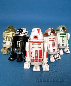Astromech Droid Pack Series II (The Saga Collection)