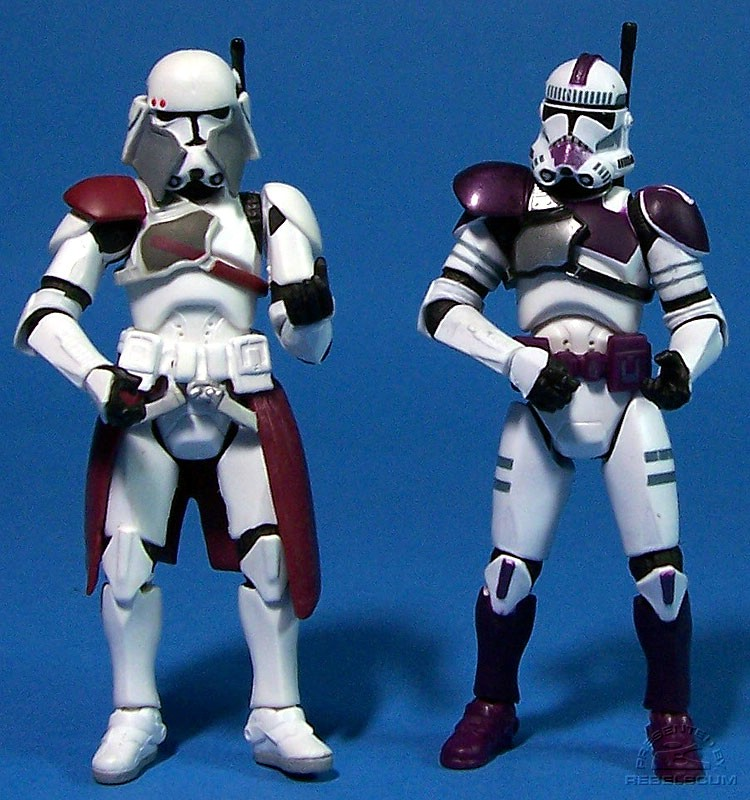 Commander Bacara | Mace Windu's Clone Trooper