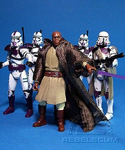 Mace Windu's Attack Battalion (Battle Pack)