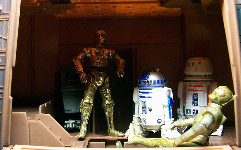 ''R2-D2, it IS you.