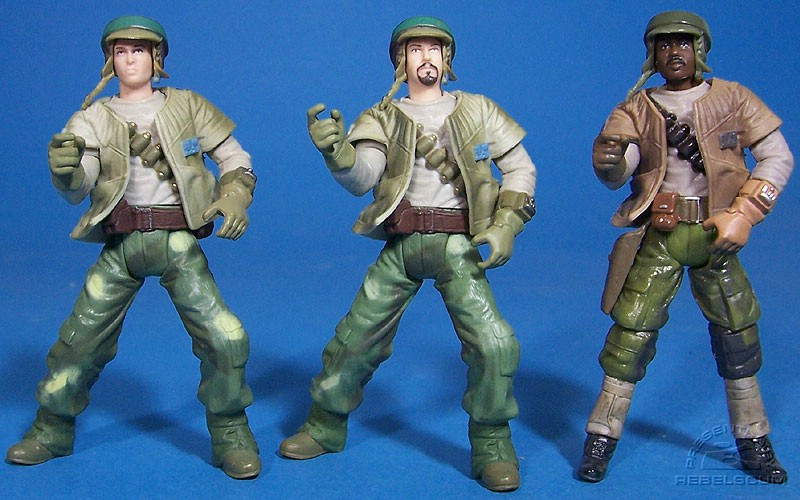 SAGA Endor Rebel Soldiers | TSC Rebel Trooper