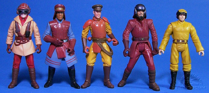 Naboo Pilot | Naboo Captain | Naboo Security | Naboo Guard | Naboo Soldier