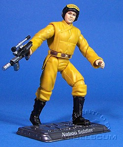 TSC-050: Naboo Soldier