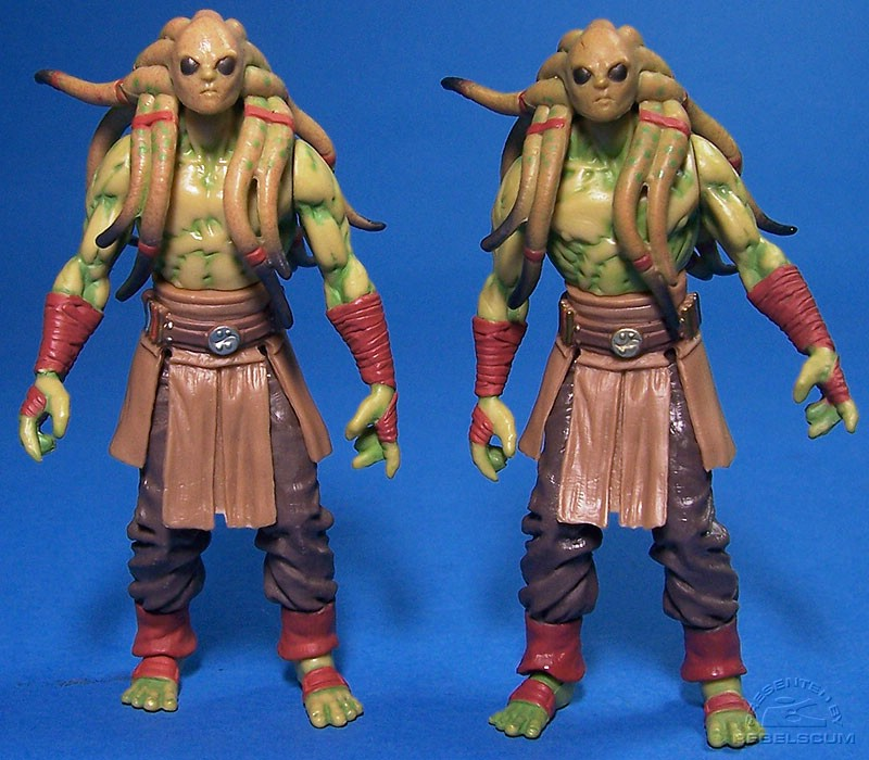CLONE WARS Kit Fisto | TSC Kit Fisto