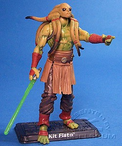 TSC-055: Kit Fisto - The Saga Collection
